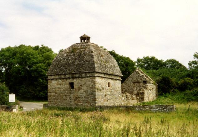 Dovecote at Penmon Priory