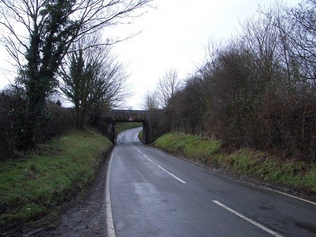 Railway Bridge near Wymington