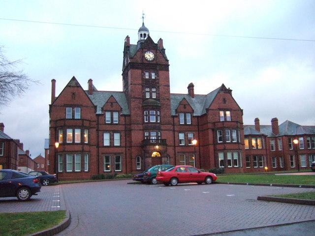St Edward's Hospital