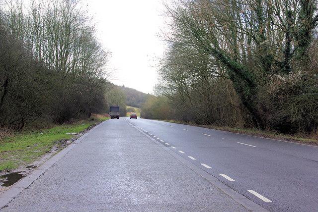 A29 , Fairmile Bottom