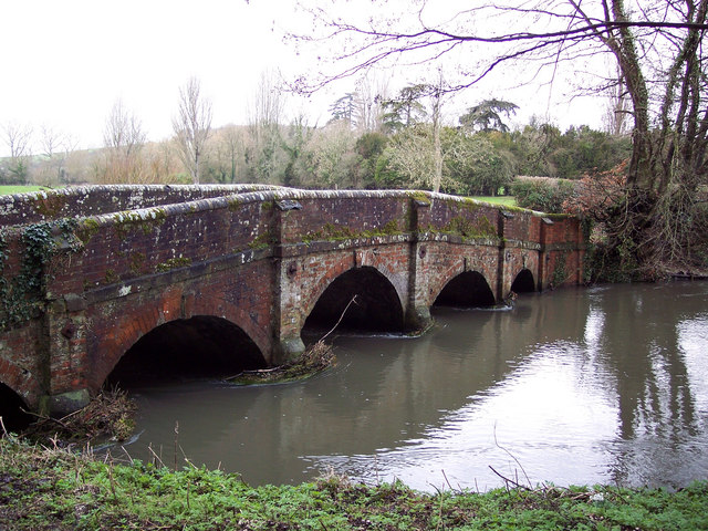 Bridge over the River Avon