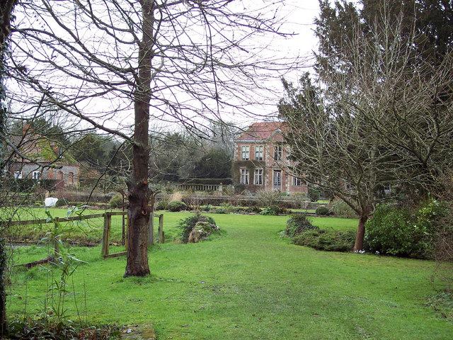 Heale House, Lower Woodford