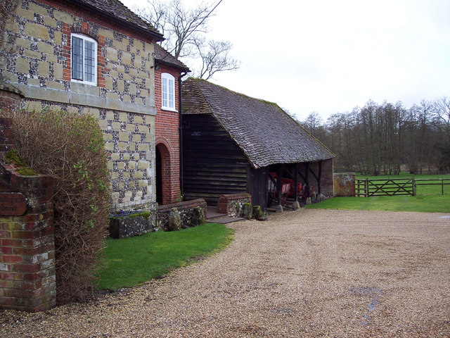 Manor Farmhouse, Netton