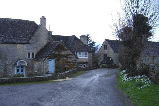 Hill farm, Eastcourt