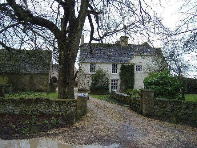 Chelworth farm House