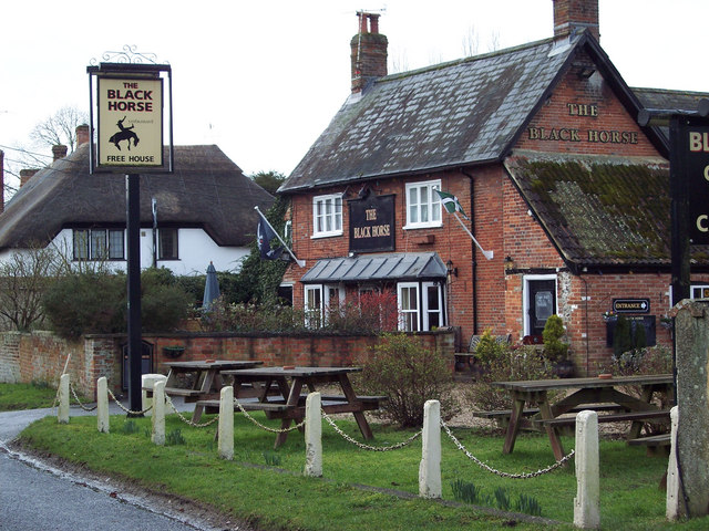 The Black Horse, Great Durnford