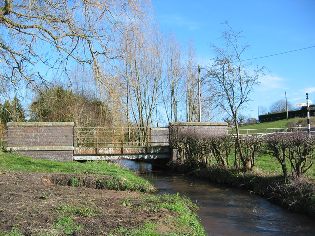 Bridge at Higher Wych