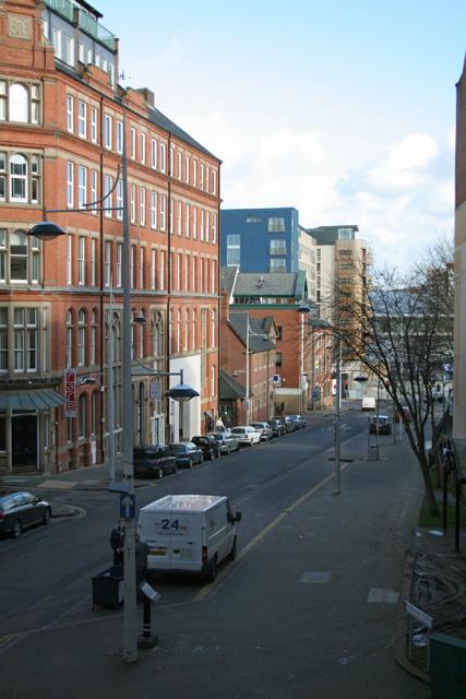 The Gates of Nottingham (1)