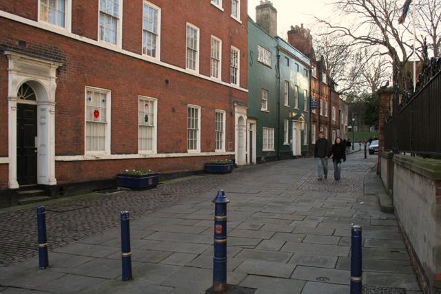 The Gates of Nottingham (4)
