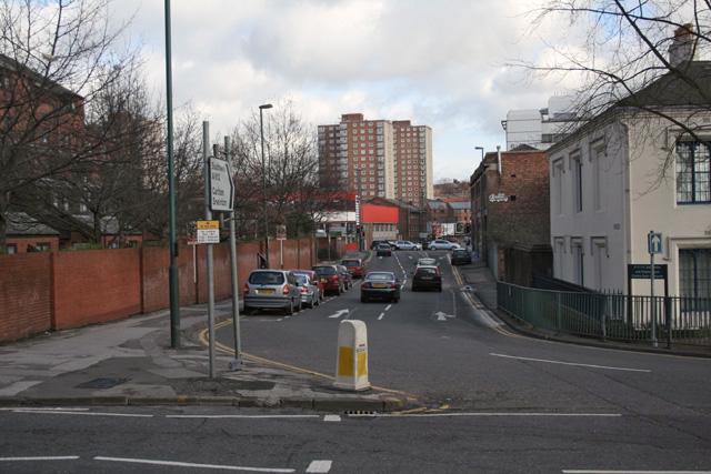 The Gates of Nottingham (5)