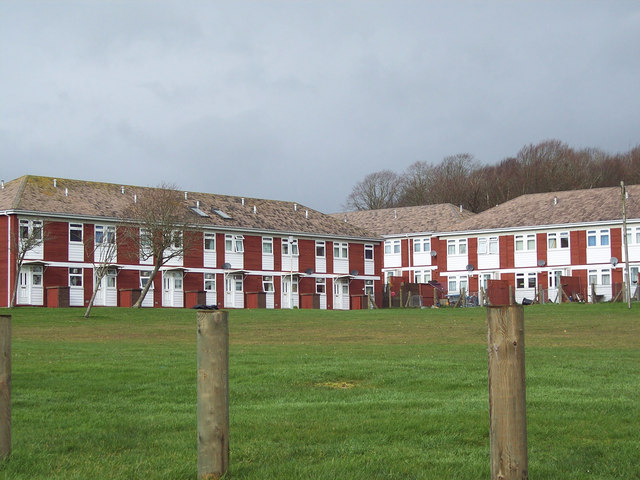 Married Quarters at Larkhill