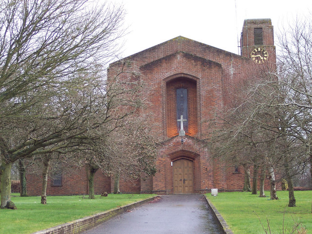 Garrison Church of St Alban the Martyr, Larkhill