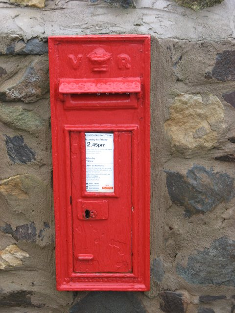 Postbox, Cove