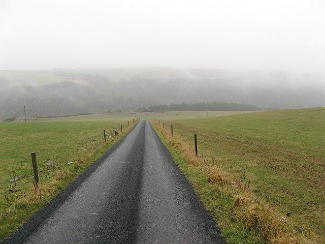 Road to Bowshiel