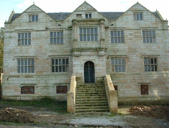 Clegg Hall restored