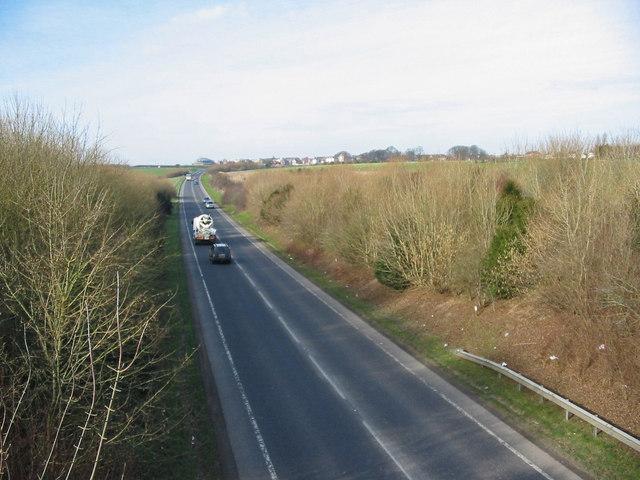 Dorchester bypass, Dorchester, Dorset