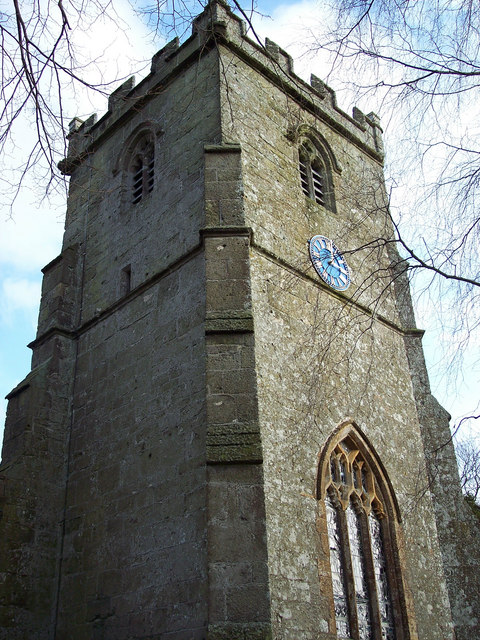 Church of the Holy Rood, Shillingstone - Tower