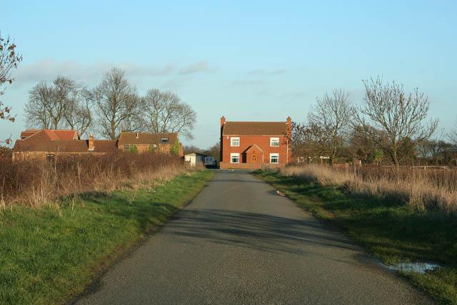 Brickmaker's Farm, Spanby