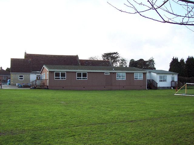 Part of Shillingstone School