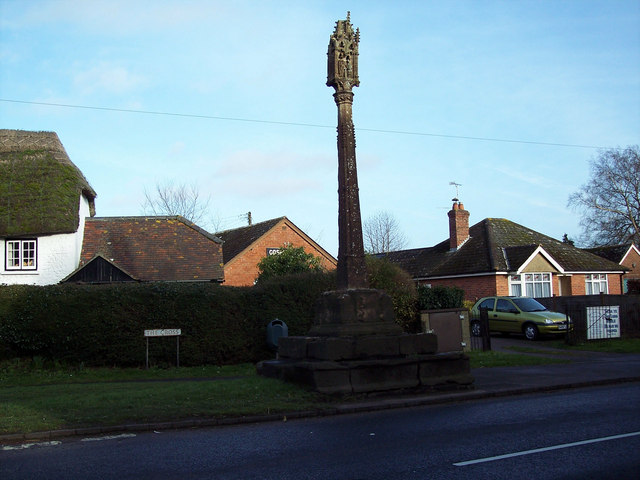 Preaching Stone in Shillingstone
