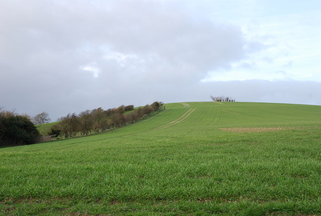 Foot of Windmill Hill