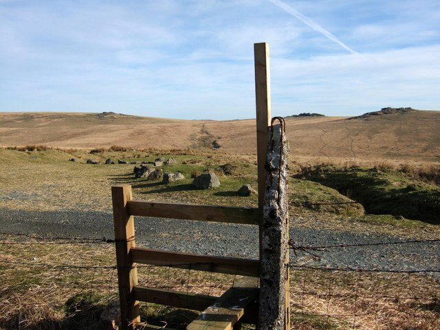 Stile at Holming Beam