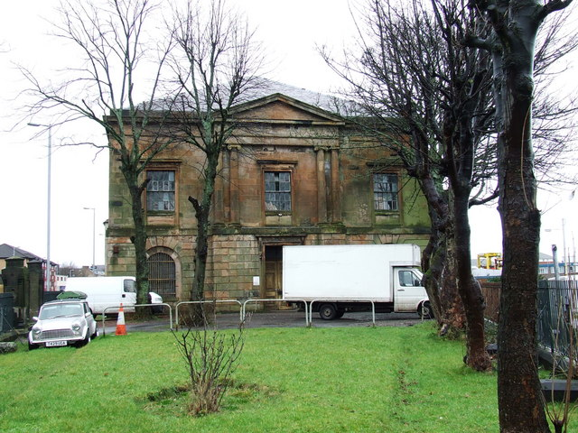 Former St Thomas's Church