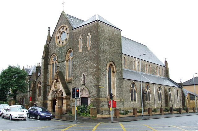 St Mary's RC Church