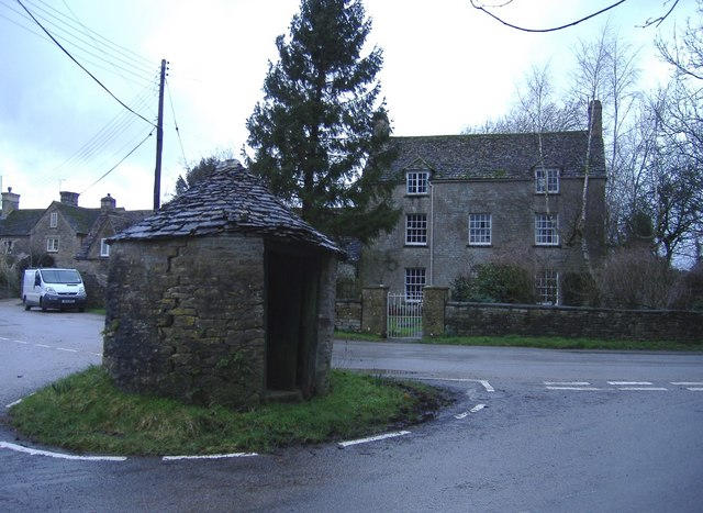 Stone shelter, Chelworth