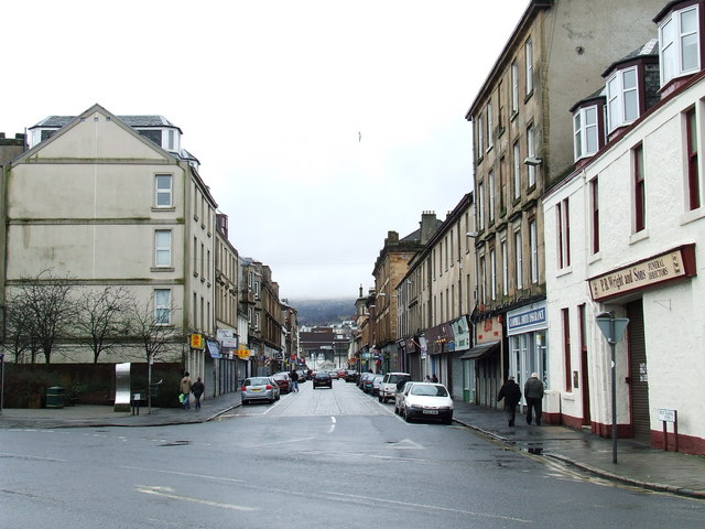 West Blackhall Street
