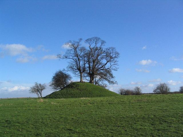 Mound, Kirby Bellars