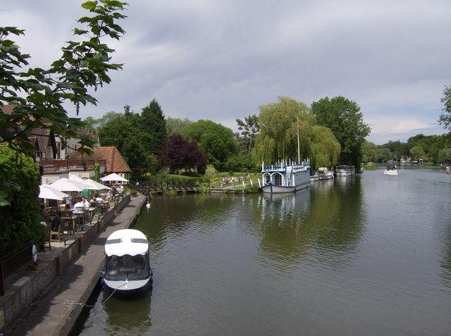 River Thames at Streatley