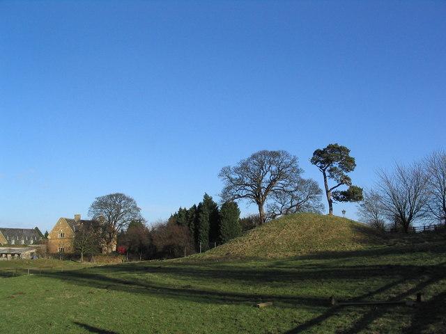 Mound near Kirby Park