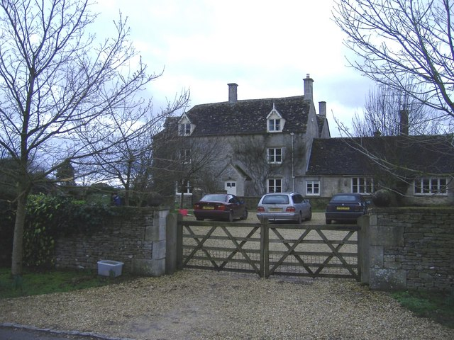 Manor farm, Culkerton