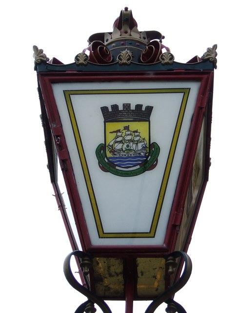 Provost's Lamp, Port Glasgow