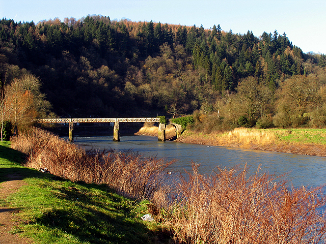 Bridge over the River Wye