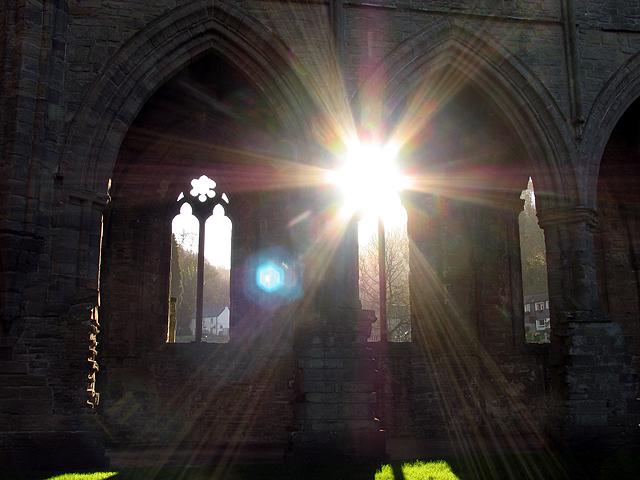 Enter The Light: Tintern