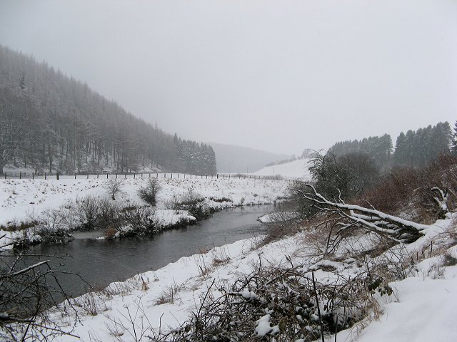 Whiteadder Water