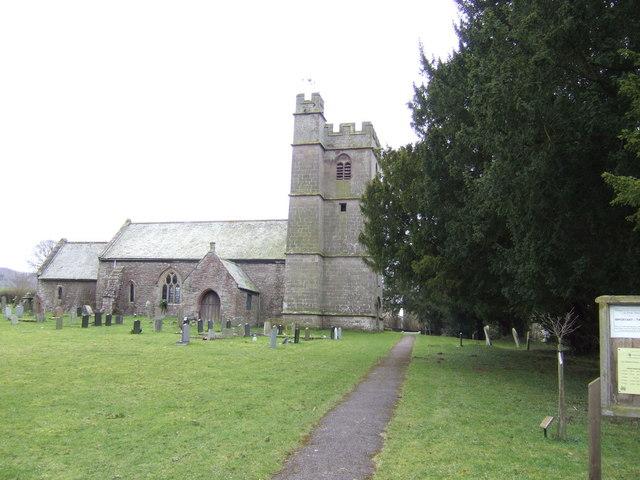 St Catwg's, Cwmcarfan