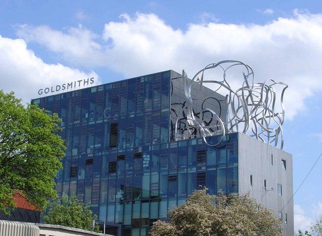The Ben Pimlott Building, Goldsmiths College