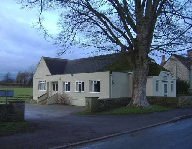 Coates village hall
