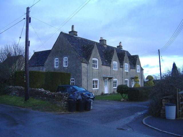 Cottages at Coates