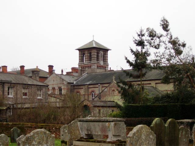 Old Hall, East Bergholt