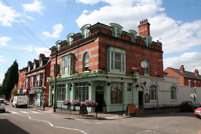 Patrick Kavanagh (nee Trafalgar) Pub