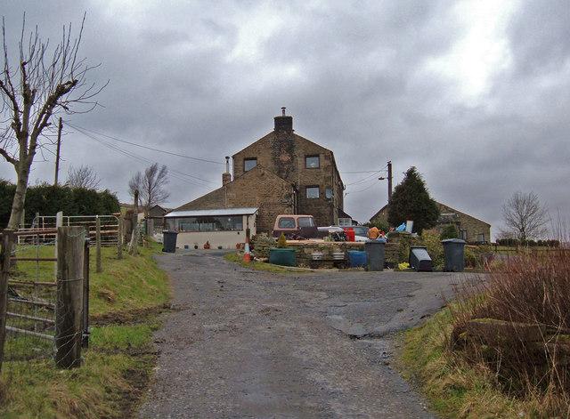 Delph Greave Farm