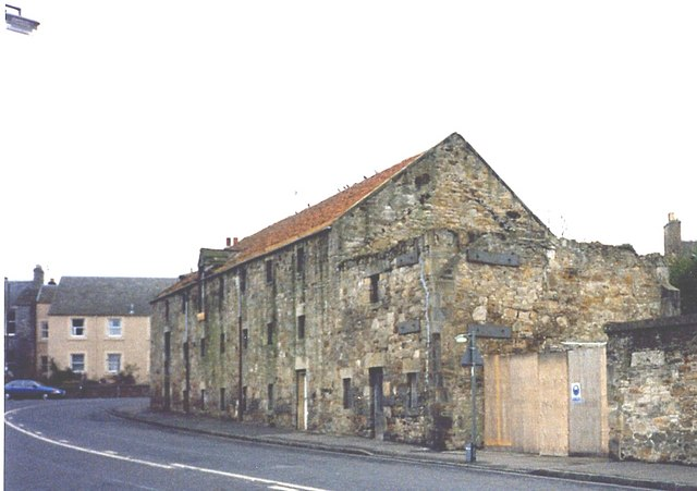 The Maltings Before Conversion