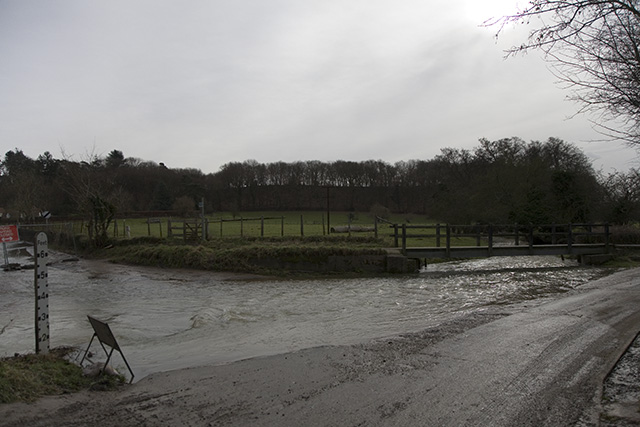Ford at Hadham Cross