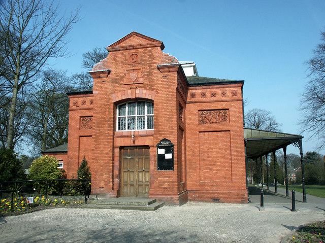 West Park Museum Entrance