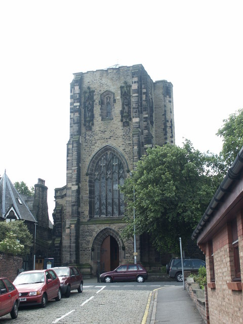 St. Albans Church, Chester Road