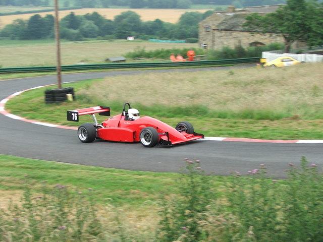 Harewood  Motor Racing Hillclimb, Stockton Farm